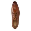Półbuty męskie ze skóry bata, brązowy, 826-3836 - 19