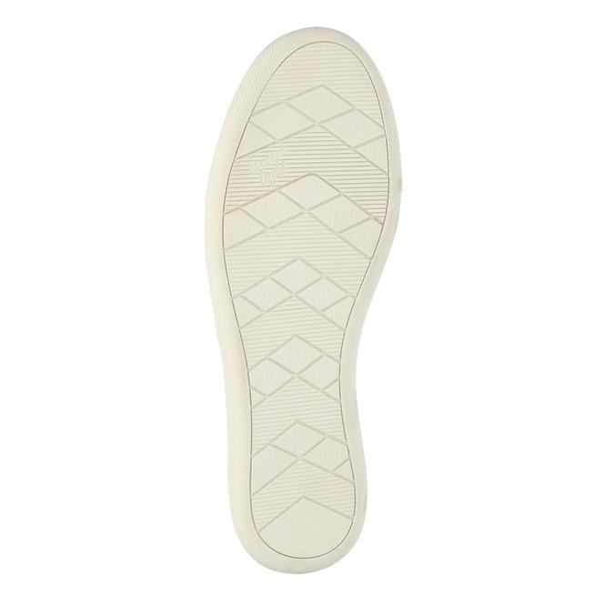 Lekkie damskie wsuwane buty bata, beżowy, 516-8601 - 26