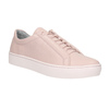 Różowe skórzane buty sportowe vagabond, różowy, 624-8019 - 13