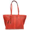 Czerwona perforowana torba gabor-bags, czerwony, 961-5080 - 26