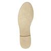 Damskie skórzane buty Slip On bata, brązowy, 516-2602 - 26