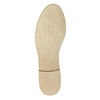 Damskie buty wstylu Slip-on bata, niebieski, 516-9602 - 26