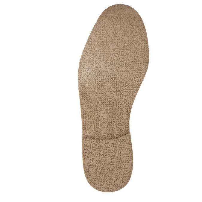 Skórzane półbuty męskie zkontrastowymi przeszyciami bata, czarny, 826-6815 - 26