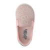 Dziecięce skórzane buty Slip-on bubblegummer, różowy, 123-5600 - 19