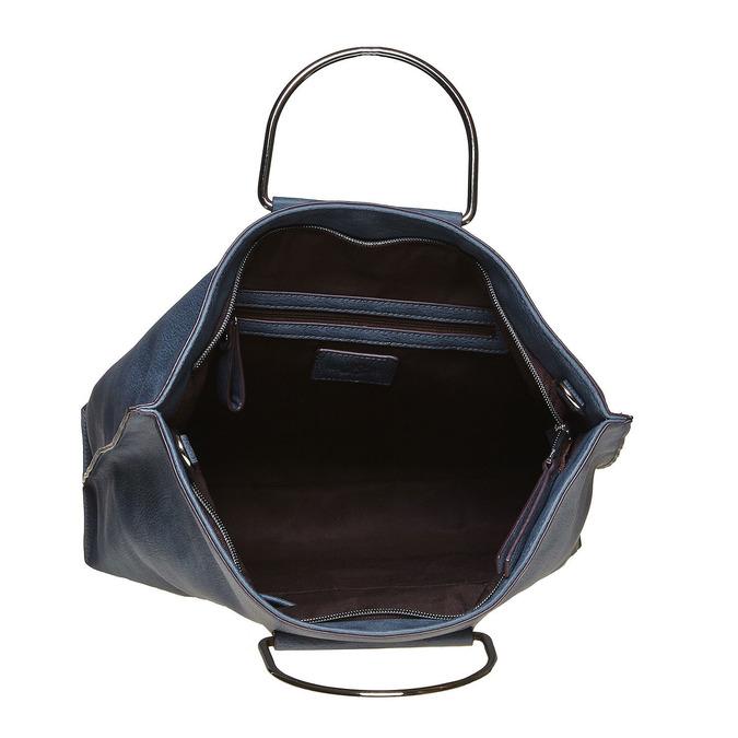 Niebieska torba damska bata, niebieski, 961-9327 - 15