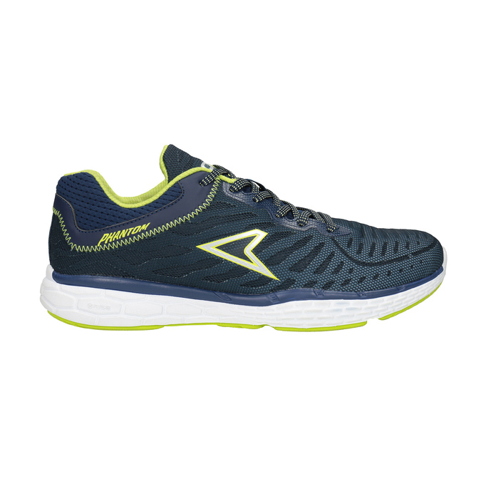 Buty sportowe ze wzorem power, niebieski, 809-9155 - 15