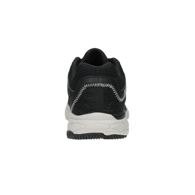 Męskie buty sportowe ze wzorem power, czarny, 809-6155 - 17
