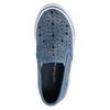Obuwie dziecięce typu slip-on north-star, niebieski, 229-9193 - 19