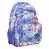 Plecak wkolorowy deseń roxy, fioletowy, 969-9071 - 13