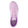 Fioletowe trampki dziewczęce adidas, fioletowy, 489-9119 - 19