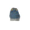 Nieformalne półbuty ze skóry weinbrenner, niebieski, 523-9475 - 17