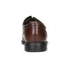 Brązowe skórzane półbuty typu angielki rockport, brązowy, 824-4127 - 17