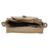 Skórzana torba damska typu crossbody fredsbruder, brązowy, 963-8032 - 15