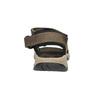 Skórzane sandały męskie weinbrenner, brązowy, 866-3630 - 17