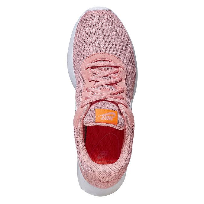 Różowe trampki damskie nike, różowy, 509-3557 - 19