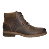 Męskie buty zimowe bata, brązowy, 894-4644 - 15