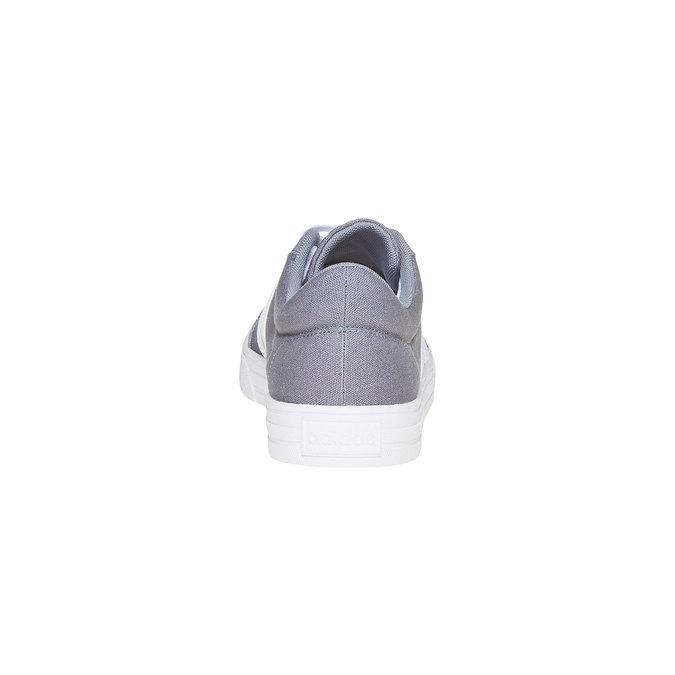 Szare trampki męskie adidas, szary, 889-2235 - 17