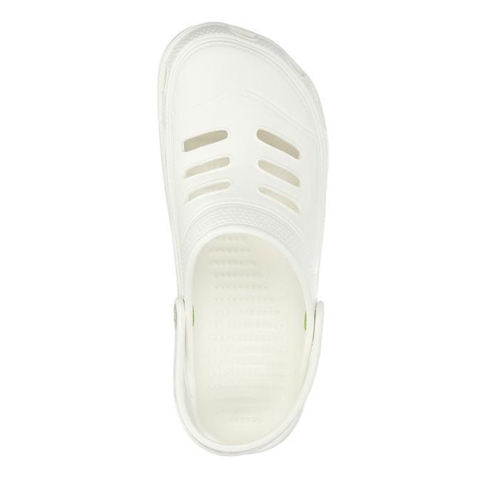 Białe sandały męskie coqui, biały, 872-1616 - 26