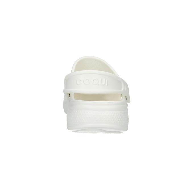 Białe sandały męskie coqui, biały, 872-1616 - 17