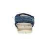 Skórzane sandały wstylu outdoor weinbrenner, niebieski, 566-9608 - 15