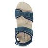 Skórzane sandały wstylu outdoor weinbrenner, niebieski, 566-9608 - 17