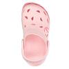 Różowe sandały zżabką coqui, różowy, 272-5603 - 26