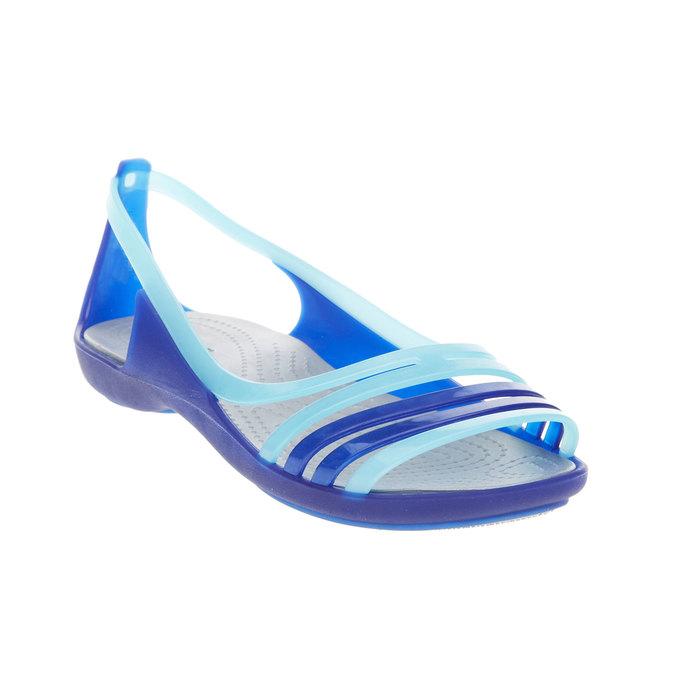 Sandały damskie crocs, niebieski, 571-9014 - 13