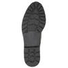 Lakierowane półbuty damskie bata, czarny, 521-6606 - 26