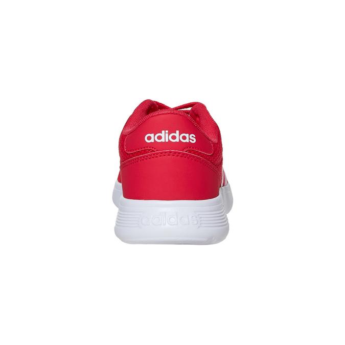 Czerwone trampki dziecięce adidas, czerwony, 409-5288 - 17