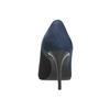 Czółenka damskie na szpilkach insolia, niebieski, 729-9608 - 17