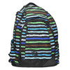 Plecak szkolny wpaski bagmaster, niebieski, 969-9651 - 26