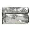 Srebrna torebka crossbody bata, srebrny, 961-1501 - 17