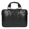 Skórzana torba unisex bata, czarny, 964-6204 - 19