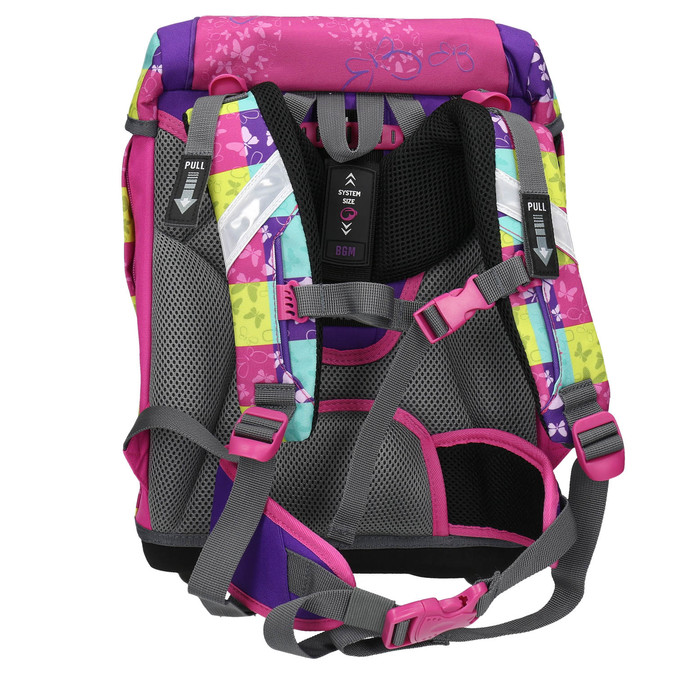9695652 bagmaster, różowy, 969-5652 - 19