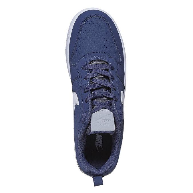 Nieformalne trampki męskie nike, niebieski, 801-9154 - 19