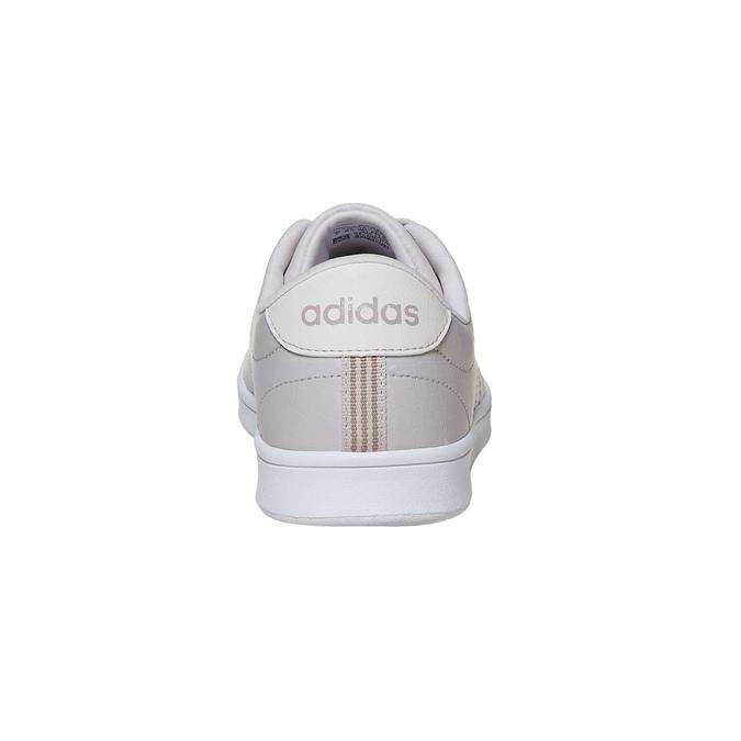 Beżowe trampki damskie adidas, beżowy, 501-3106 - 17