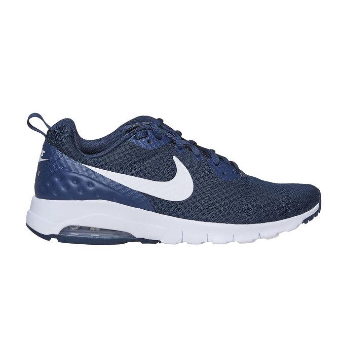 Sportowe trampki męskie nike, niebieski, 809-9357 - 15