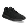 Czarne trampki męskie wsportowym stylu nike, czarny, 809-0557 - 13