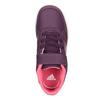 Fioletowe trampki dziecięce adidas, fioletowy, 301-5194 - 15