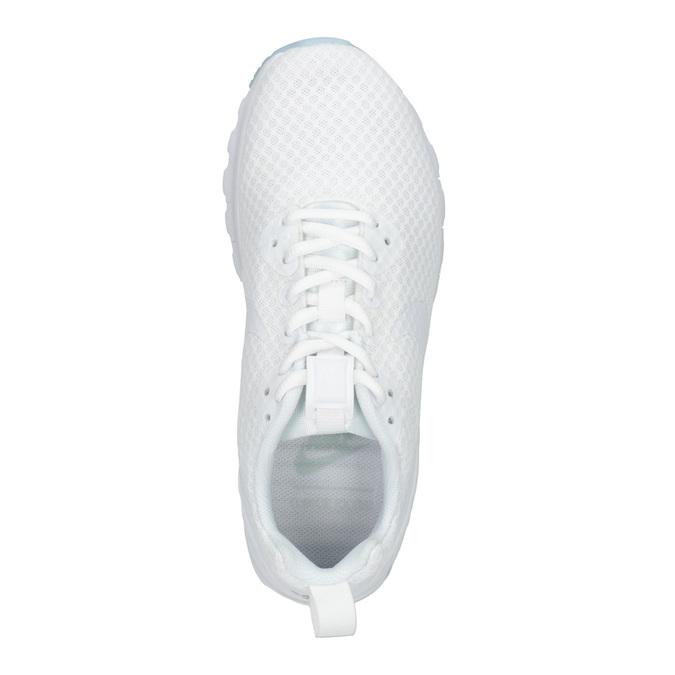 Białe trampki damskie nike, biały, 509-1257 - 15