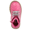 Różowe botki bubblegummer, różowy, 221-5606 - 26