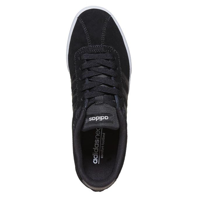 Nieformalne trampki damskie adidas, czarny, 501-6229 - 19