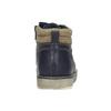 Obuwie za kostkę dla chłopców bubblegummer, niebieski, 211-9623 - 17