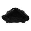 Czarna torebka damska zpasami bata, czarny, 961-6787 - 15