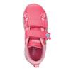 Dziewczęce trampki z nadrukiem adidas, różowy, 101-5533 - 15