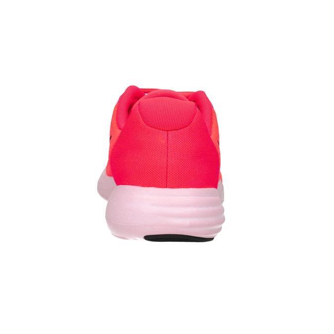 Różowe trampki dziewczęce nike, różowy, 409-5290 - 16