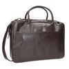 Skórzana torba zpaskiem royal-republiq, brązowy, 964-4052 - 13