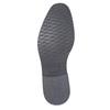 Skórzane buty męskie za kostkę bata, brązowy, 826-3611 - 26