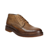 Skórzane obuwie męskie typu chukka bata, brązowy, 826-2919 - 13