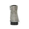 Zamszowe botki bata, szary, 593-2603 - 17